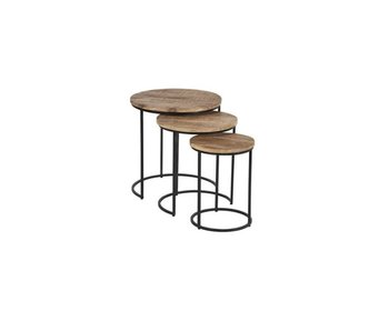 Hamilton Living Table ronde Omari S