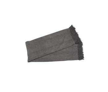 Hamilton Living Throw Chenille Mystic grey 125x150