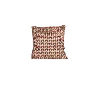 Hamilton Living Kussen Crimson Twist | 45x45cm