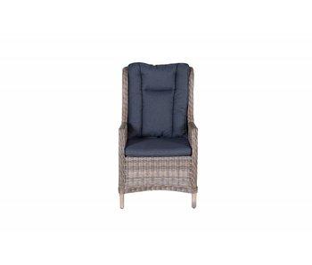 Chaise de jardin réglable Torro