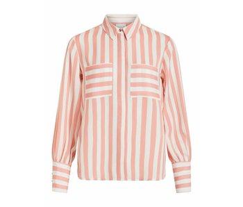VILA Vistribello L/S shirt - 42