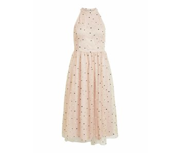 VILA Viemri S/L jurk | roze |  medium