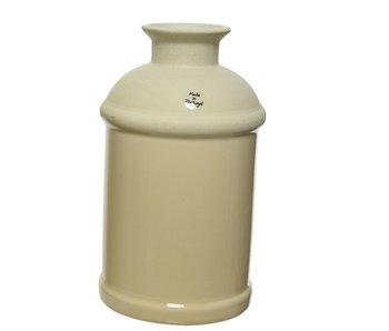 Vase en terre cuite naturel dia16x26