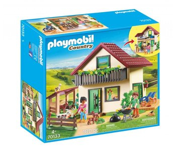 Playmobil Maisonnette des fermiers 70133