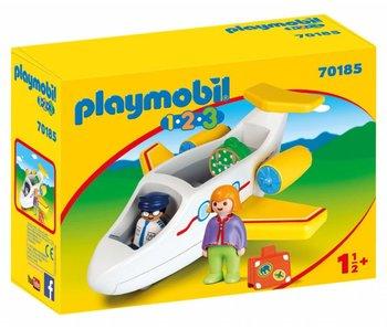 Playmobil Vliegtuig 70185