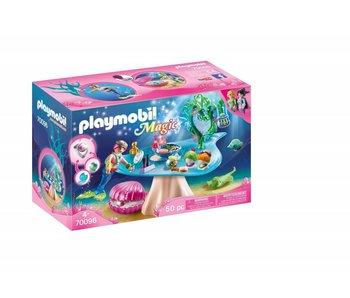 Playmobil Salon de beauté et sirène 70096