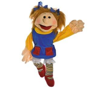 Living Puppets Lotta grote handpop 65cm