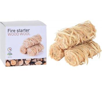 Fire starter hout 20 st