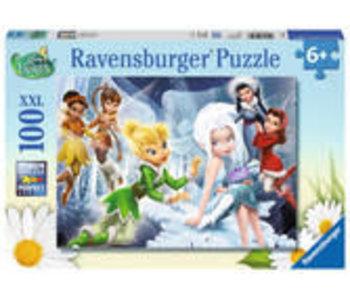 Ravensburger Puzzel Winter Fairies 100 stukjes  - legpuzzel - 100 XXL