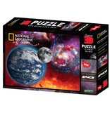 Prime 3D puzzel 500 stukjes - Ruimtelandschap