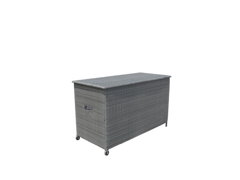Stallo kussenbox grey ( 100x167x77cm )