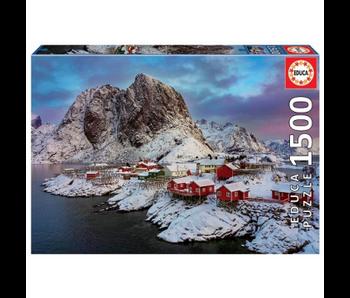 educa 1500 Îles Lofoten