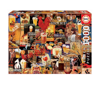 educa 1000 Collage bière