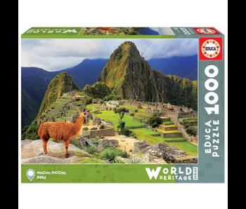 educa 1000 Machu Picchu