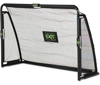 EXIT Maestro Goal voetbaldoel + gratis voetbal - 180x120cm - zwart