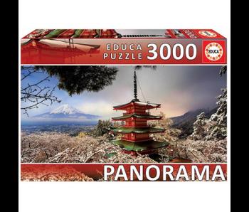 educa 3000 Mount fuji
