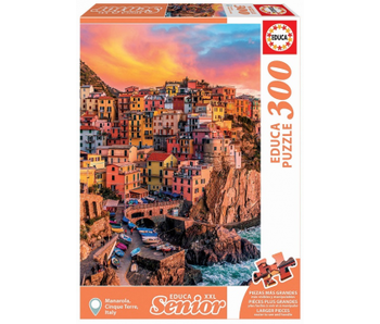 educa 300 XXL Cinque Terre