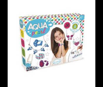 Aqua pearl box juwelen 3D