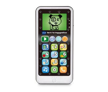 Vtech Bel en tel puppytelefoon
