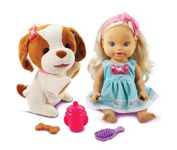 Little love Suzy en haar puppyvirendje