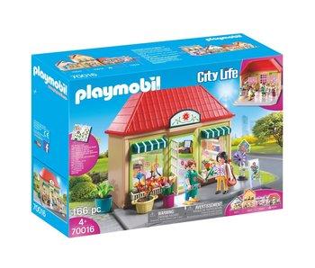 Playmobil 70016 Mijn bloemenwinkel