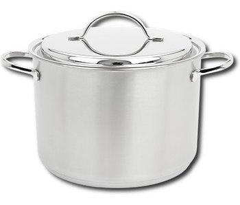 Demeyere Resto grande casserole 24cm (7L) + couvercle