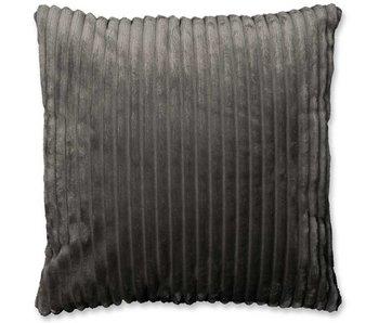 Dez sierkussen 45x45cm dark grey
