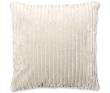 Dez sierkussen 45x45cm off white
