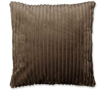 Coussin Dez 45x45cm taupe