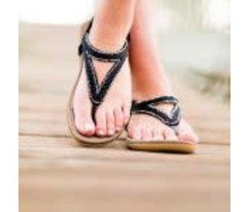 Sandaal Nina 37/zwart