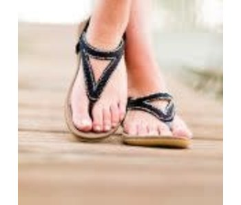 Sandaal Nina 38/zwart