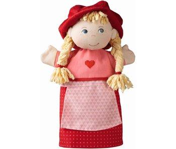 Haba marionnette petit chaperon rouge