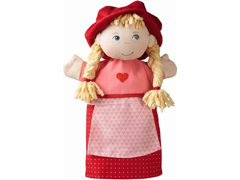 Haba Handpop roodkapje