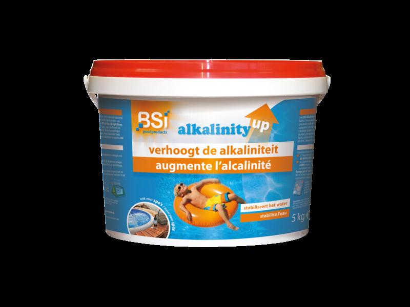 Alkalinity up 5 kg