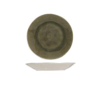 Sous tasse olive Spirit  15cm