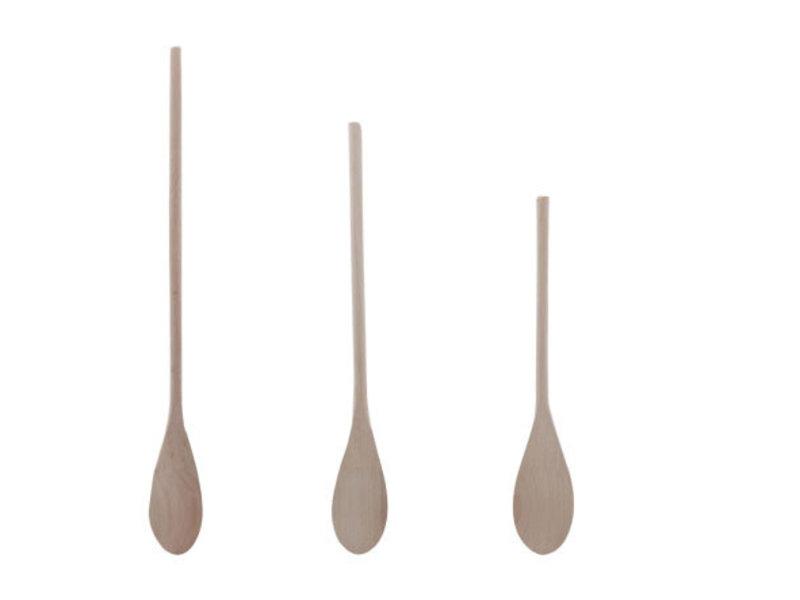 Set de 3 cuillères en bois