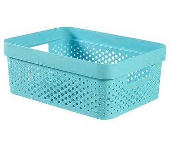 INFINITY BOX 11L DOTS blauw