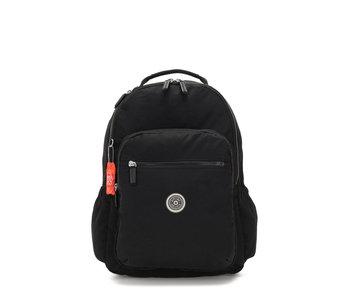 Kipling Seoul Go Brave Black - 27L - 35x44x21 cm - sac à dos