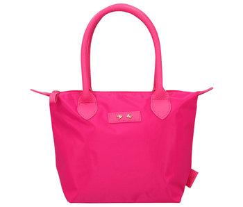 Trend love handtas roze