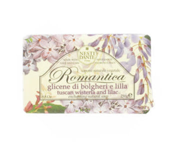 Nesti Dante Zeep Romantica tuscan wisteria and lilac 2 x 250 gr