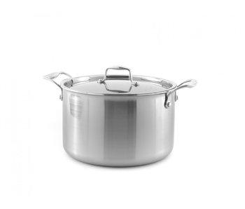 Haute Cuisine Casserole à soupe Triply avec couvercle 24 cm