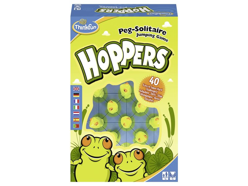 Hoppers ThinkFun (763474)