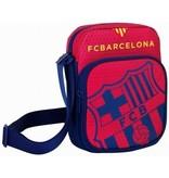 Schoudertas barcelona rood Blaugrana: 22x16 cm