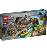T. Rex vs Dinomecha gevecht Lego (75938)