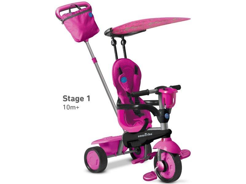 Driewieler SmarTrike Spirit Pink (6750200)