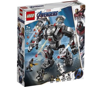 War Machine Buster Lego (76124)