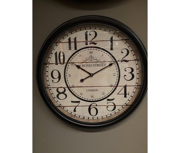 Horloge murale bond street - 63 cm