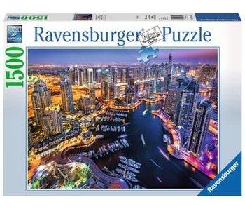 Ravensburger RB Dubai aan de Perzische Golf 1500 p puzzel