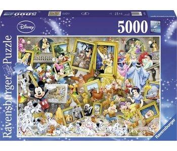 Ravensburger Mickey als kunstenaar 5000