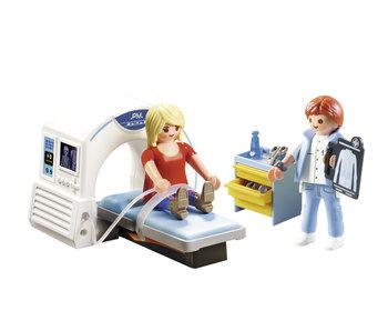 Playmobil Radiologie 70196
